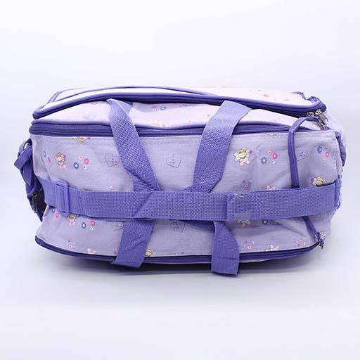 BABY BAG PURPLE JUMBO 93996 M&B