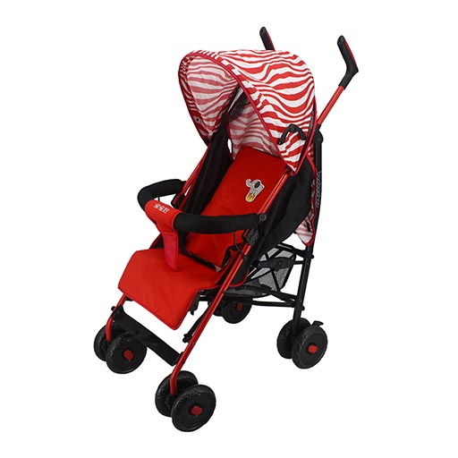 BUGGIE RED 630D-169
