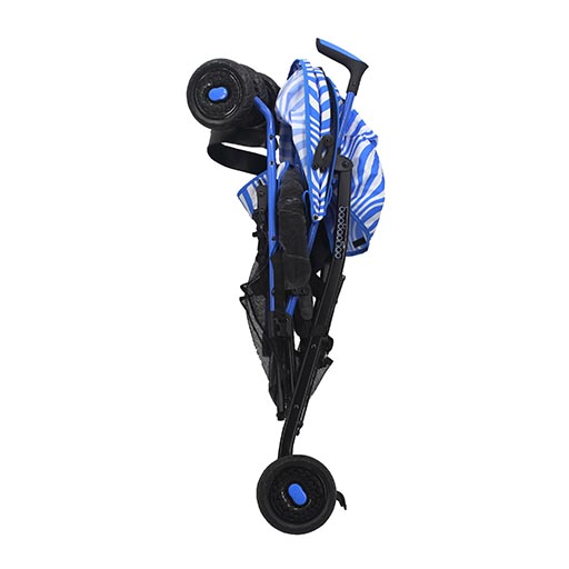 BUGGIE BLUE BLACK 630D-269