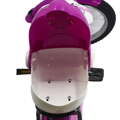 BXV LY-KB010 PINK CYCLE 16 INCH R/O