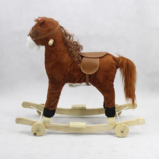 WHEEL ROCKING HORSE MEDIUM HJ-102