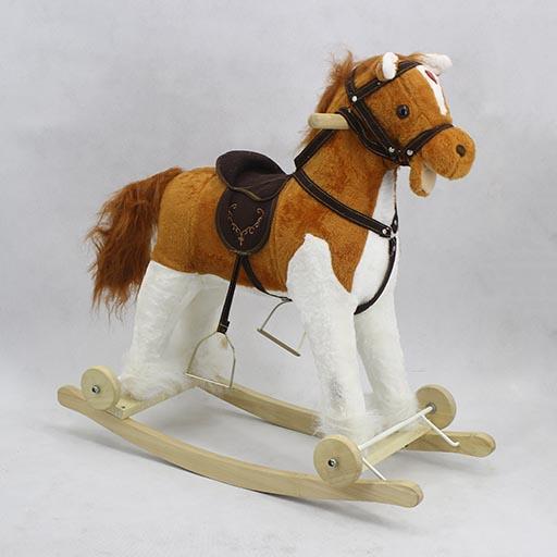 WHEEL ROCKING HORSE MEDIUM HM-207