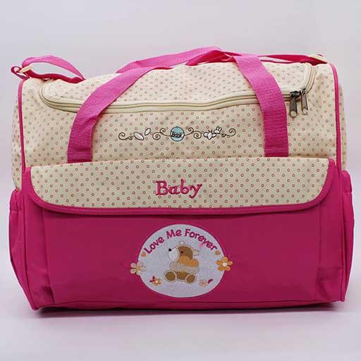 BABY BAG 5PCS SET LOVE ME FOREVER
