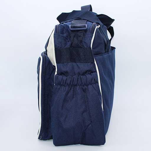 BABY BAG NAVY BLUE AILICHENG M&B