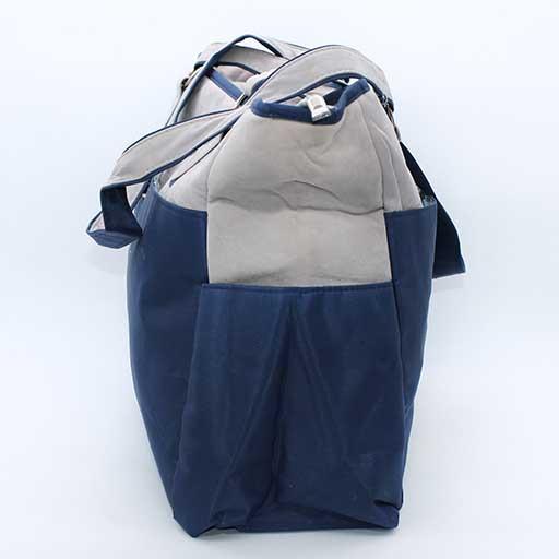 BABY BAG ANGELO NAVY BLUE 312 M&B