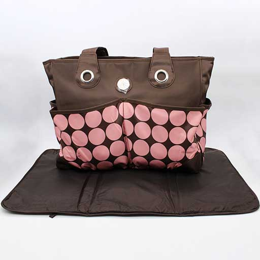 BABY BAG BROWN TT-002 M&B