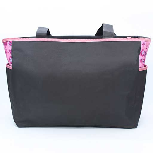 BABY BAG 3PCS PINK GREY BB-999-AC M&B