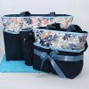 BABY BAG 4PCS NAVY BLUE BB-999-AF M&B