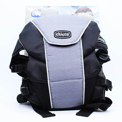 ULTRA SOFT 2-WAY BABY CARRIER 10098 M&B