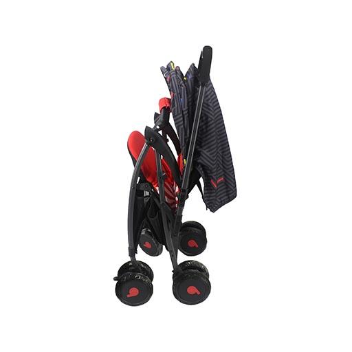 STROLLER RED 736S-169