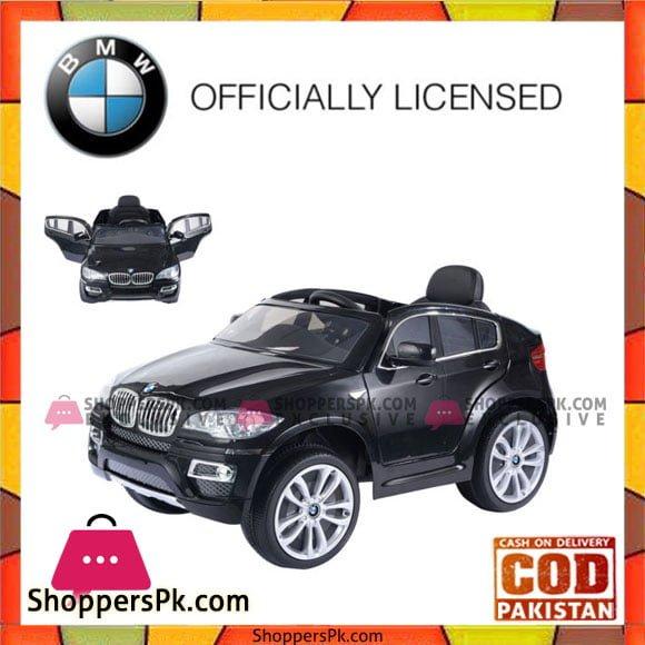 Buy Bmw X6 Kids Ride On Car 12v Electric Battery Children Remote