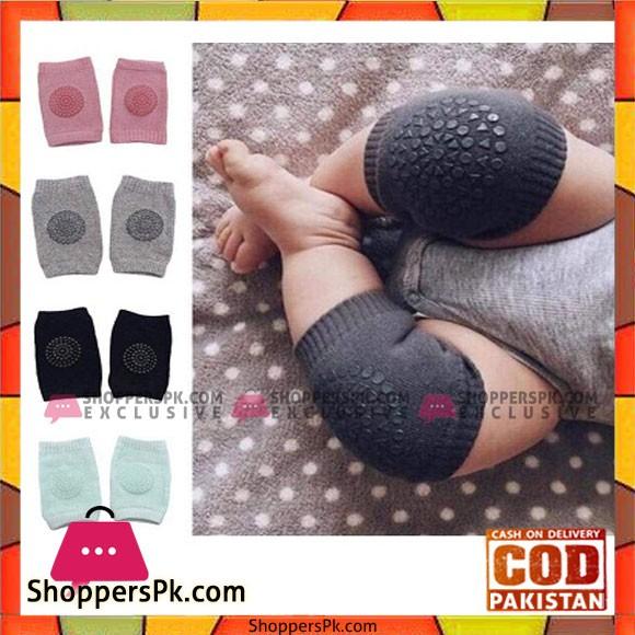 Baby Toddlers Kneepads, Adjustable Knee Elbow Pads Crawling
