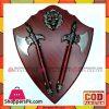 European decorative wall Hanging board sword