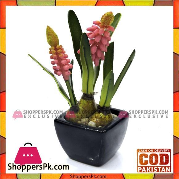 Home Decoration Artificial Flower Pot