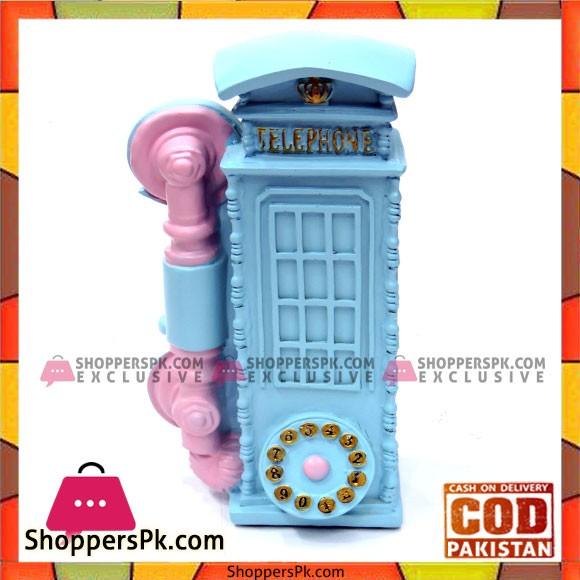 Home Decoration High Quality Fiber Telephone 8 inch