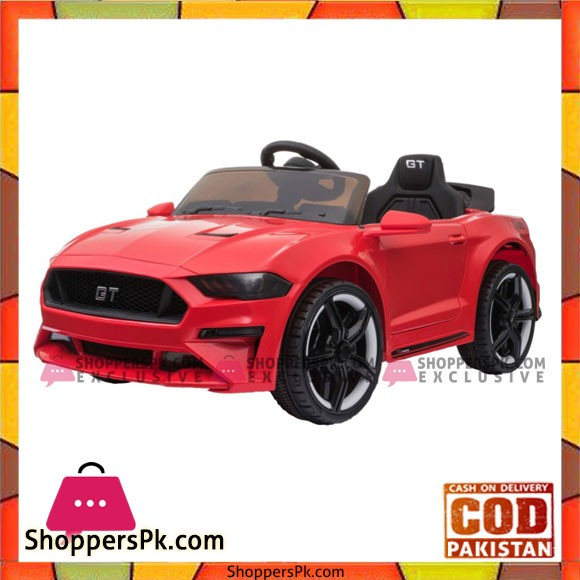 FORD MUSTANG GT Style 12V Kids Ride On Car