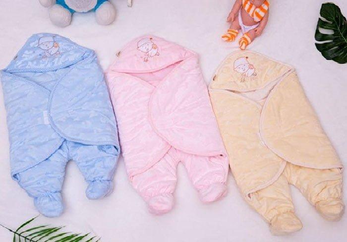 Newborn Baby Swaddle Wrap Swaddling Blanket Sleeping Bag