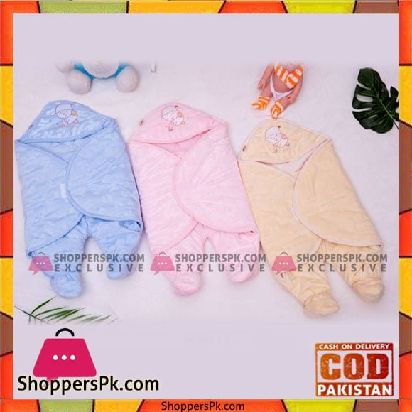 Buy Newborn Baby Swaddle Wrap Swaddling Blanket Sleeping Bag At Best
