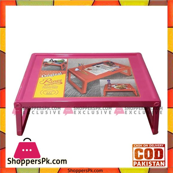 Multi Use High Quality Plastic Folding Table For Multipurpose