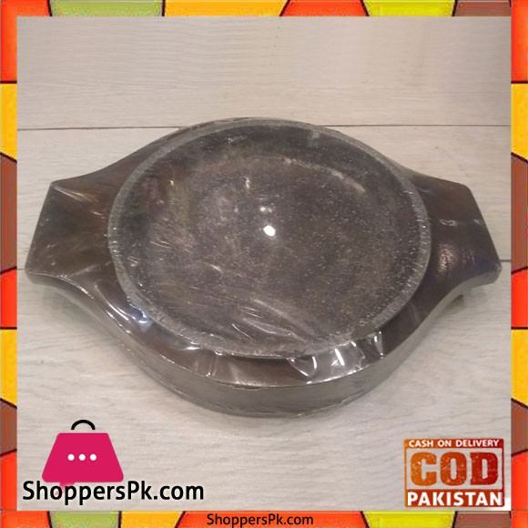 Sizzling Plate Round 6-Inch