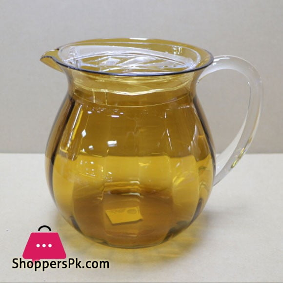 Snail Acrylic Lassi Jug + Lid Made in Taiwan High Quality