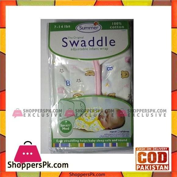 Summer Infant Baby Swaddle Wrap