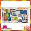 2 in1 Magic Shoot Gun For Kids