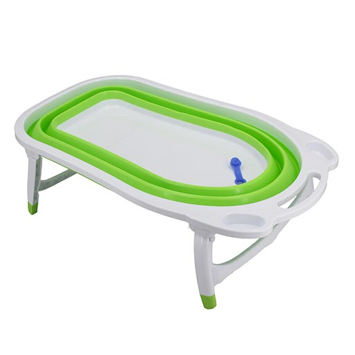 FOLDABLE BATH TUB 2088 WITH 3 COLOURS