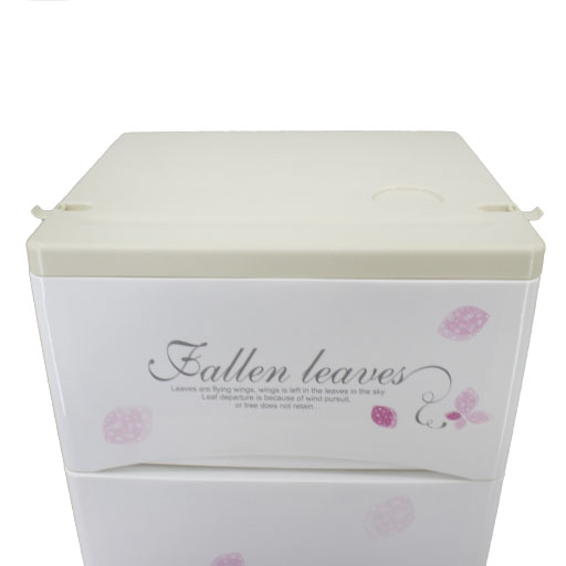 5 LAYER DRAWERS PINK FALLEN LEAVES 3815