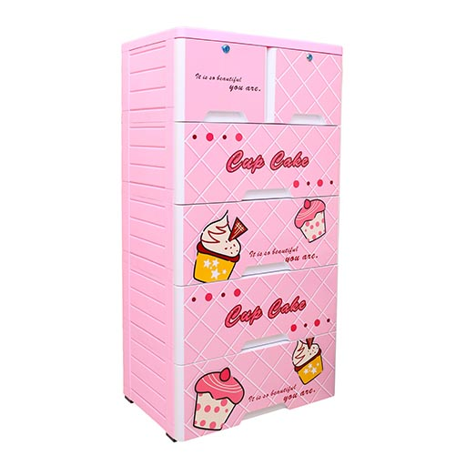 4+2 DRAWERS CUP CAKE 1055