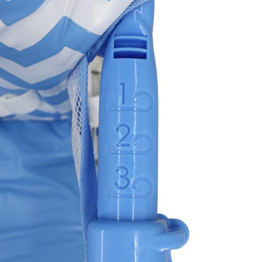 HIGH CHAIR MONKEY BLUE HC-2289