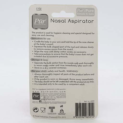 Nasal Aspirator 6501