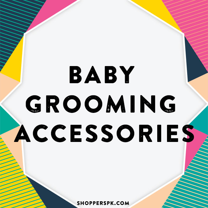 Baby Grooming Accessories