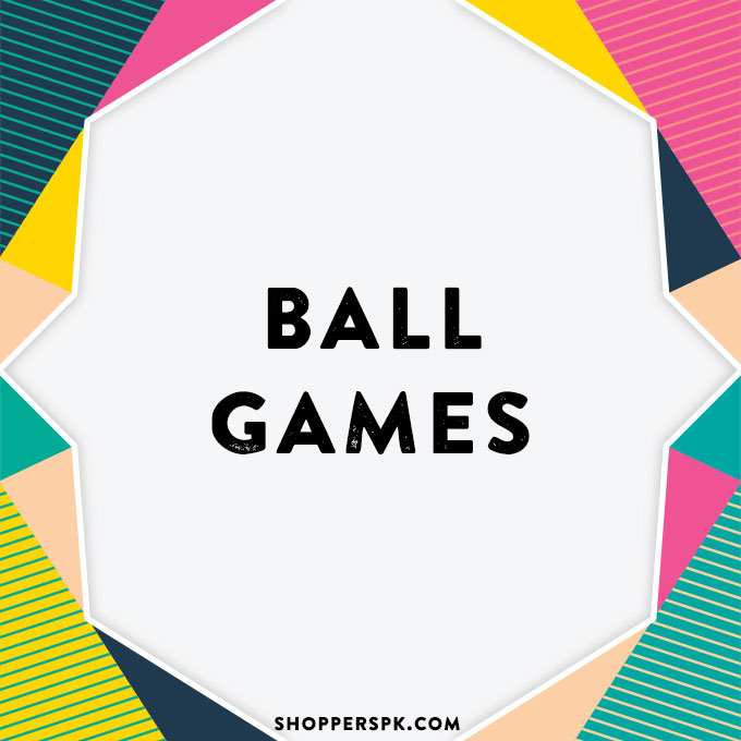 Ball Games in Pakistan