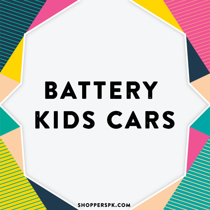 Battery Kids Cars in Pakistan