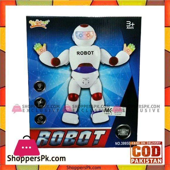 Battery Operated Robot - 3995B