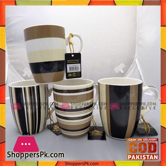 Bilton Mug Hot Stripe Light 1Pcs