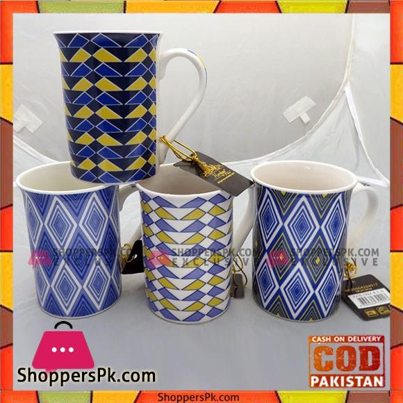 Bilton Mug Morocco 6Pcs Set