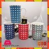 Bilton Mug Square 6pcs Set