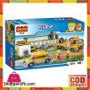 Cogo City Auxiliary Station 609 Pcs