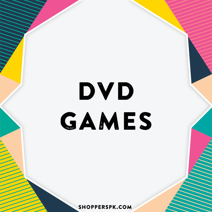 DVD Games in Pakistan