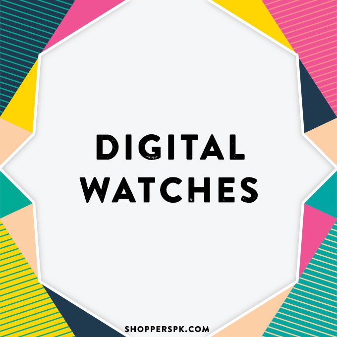 Digital Watches in Pakistan