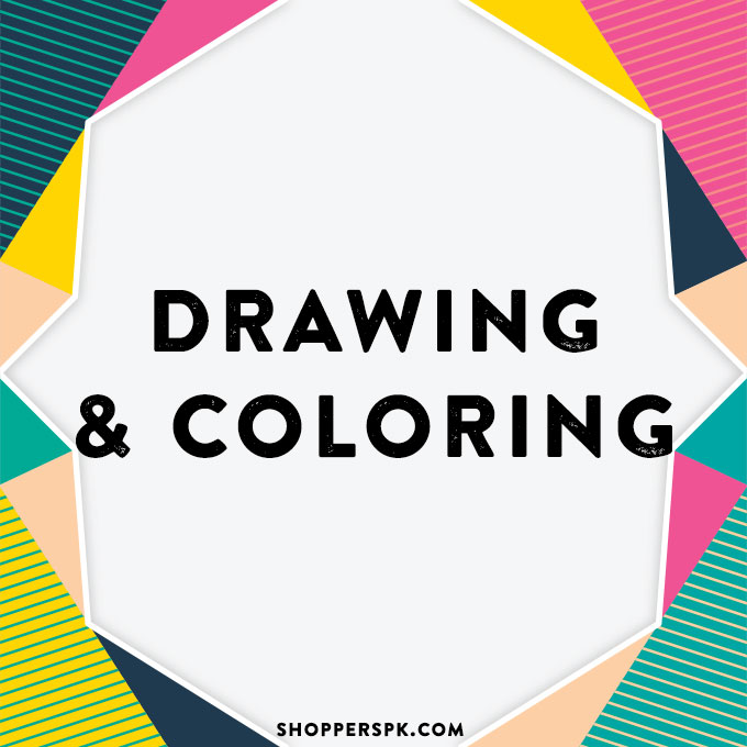 Drawing & Coloring in Pakistan