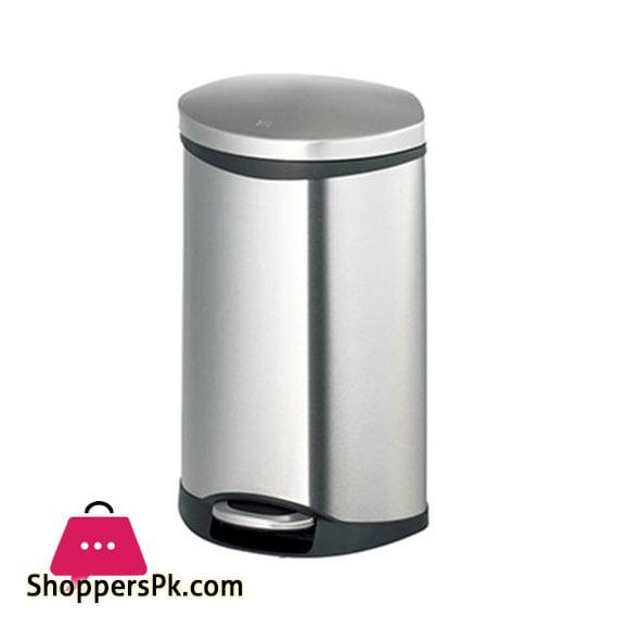 Eko Shell Step Bin 30-Liter