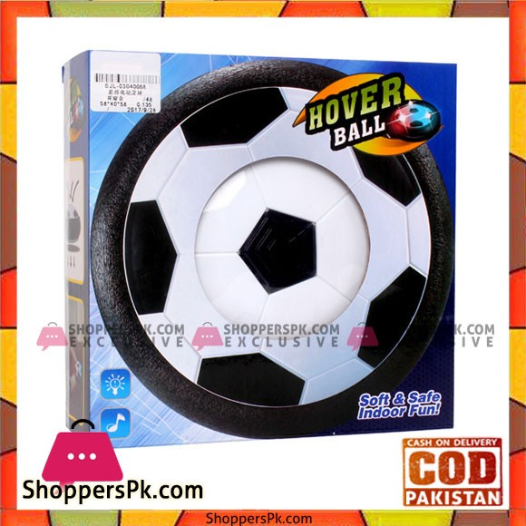 Electric Air Suspension Soccer Football Toy Hover Ball