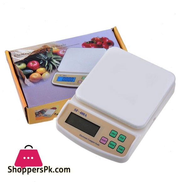 Electronic Compact Scale 10-KG SF-400A