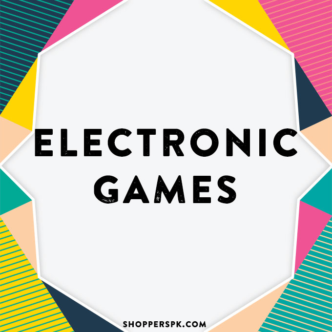 Electronic Games in Pakistan