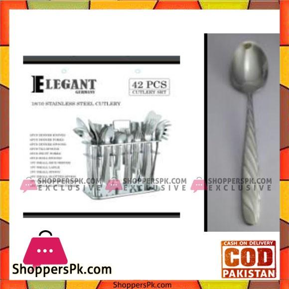 Elegant 42Pcs 4Lines Cutlery Set - CC0006