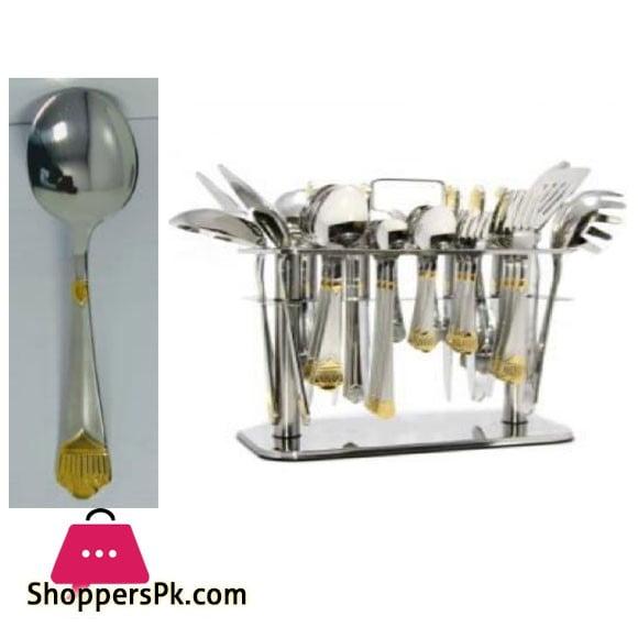 Elegant 42Pcs Taj Cutlery Set - CC0011G