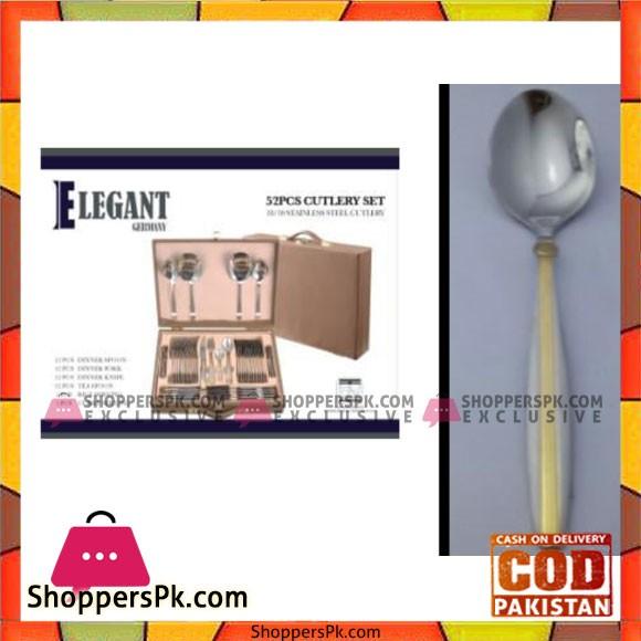 Elegant 52Pcs Cutlery Set – EL52B11